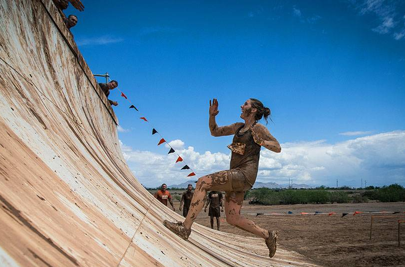 how to train for tough mudder half female