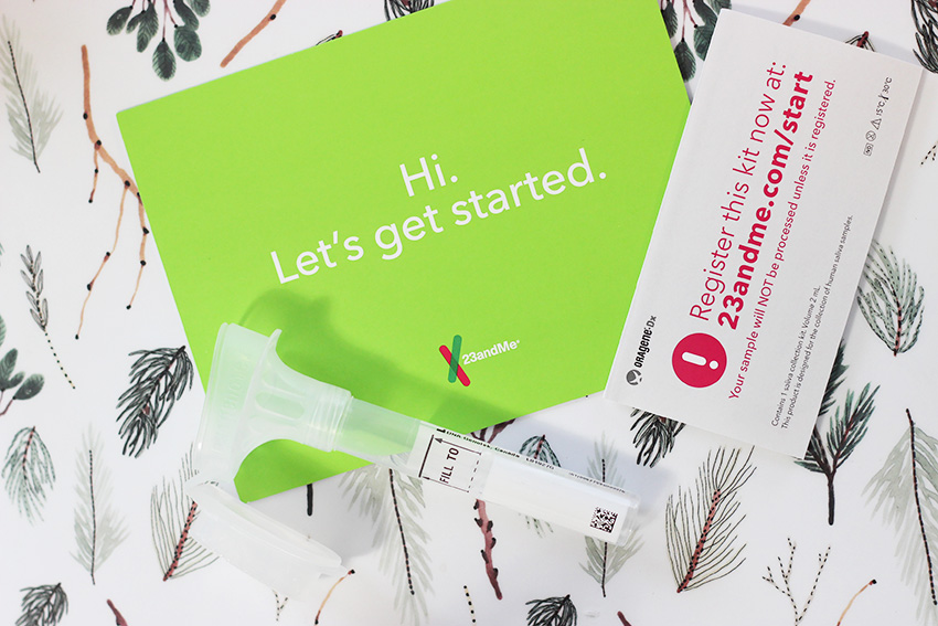 Gift of Discovery with 23andMe - Mommy Gone Healthy | A