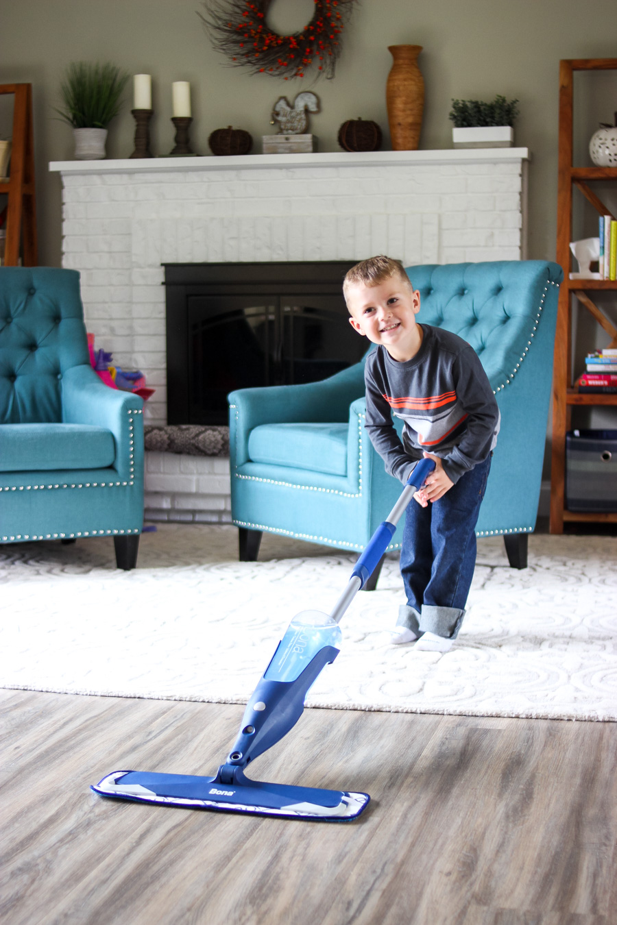 How To Keep Your House Clean When You Have Little Time - Mommy Gone ...