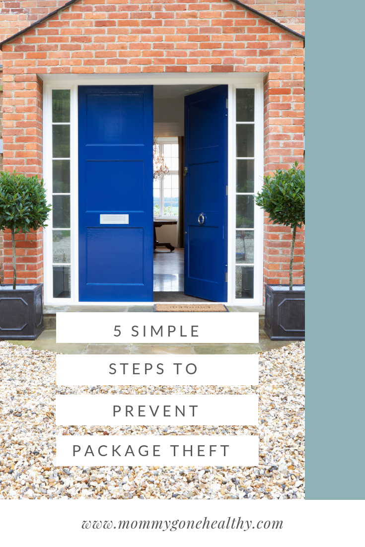 safe home prevent package theft
