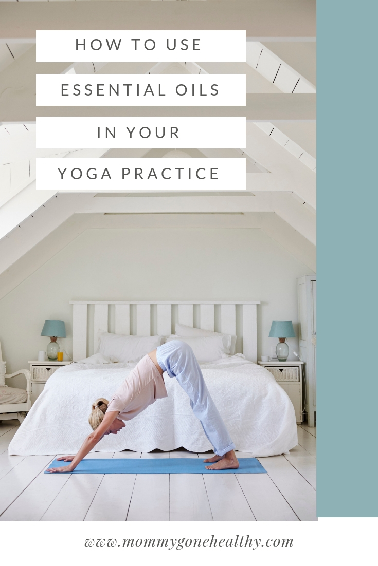How to use essential oils in yoga practice