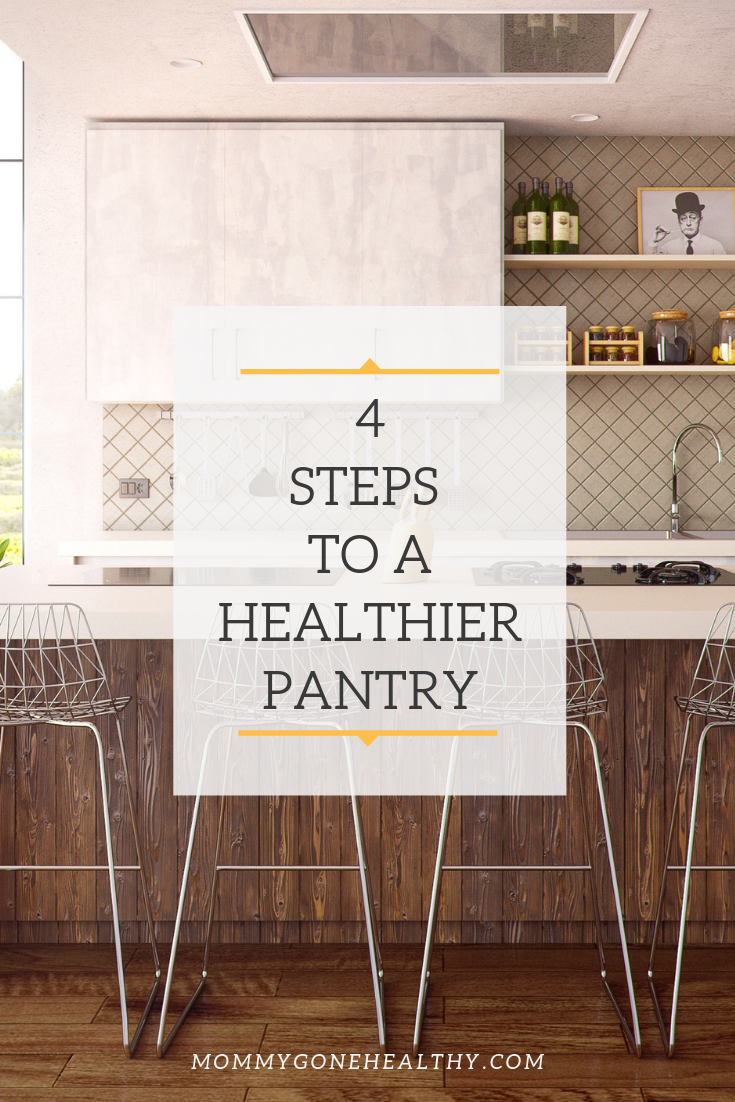 Spring Clean Your Diet With Rubbermaid®: 4 Steps To A Healthier Pantry