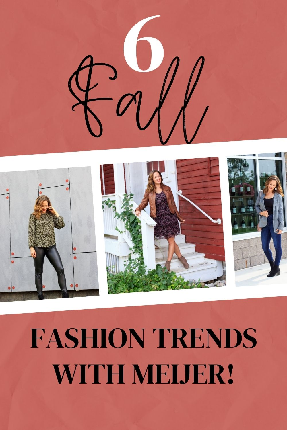 fall fashion trends